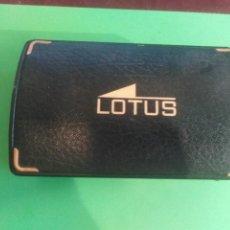 Relojes - Lotus: CAJA DE RELOJ MARCA LOTUS REF 0172. Lote 192144345