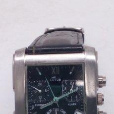 Relojes - Lotus: RELOJ LOTUS QUARTZ. Lote 193876116
