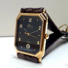 Relojes - Lotus: ELEGANTE RELOJ LOTUS AÑOS 80 DE CUARZO TOTALMENTE NUEVO A ESTRENAR . Lote 195467256