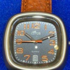Relojes - Lotus: RELOJ LOTUS NUEVO CON GARANTIA. Lote 195941311