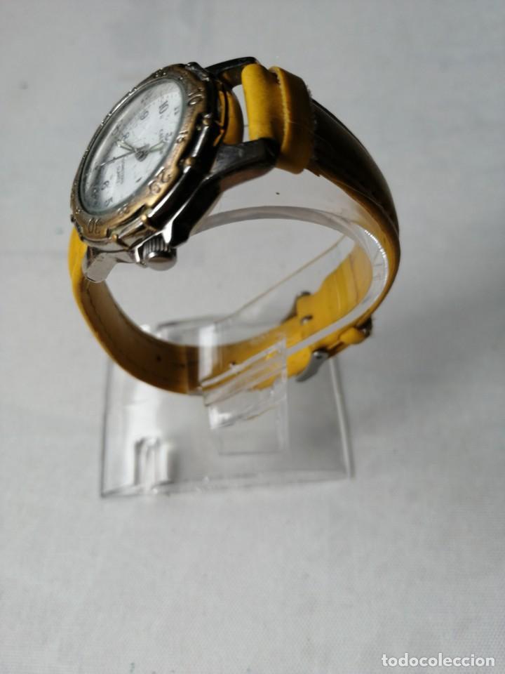 Relojes - Lotus: RELOJ DE PULSERA CALYPSO.QUARTZ. WATER RESIST 50 M. - Foto 5 - 196481520