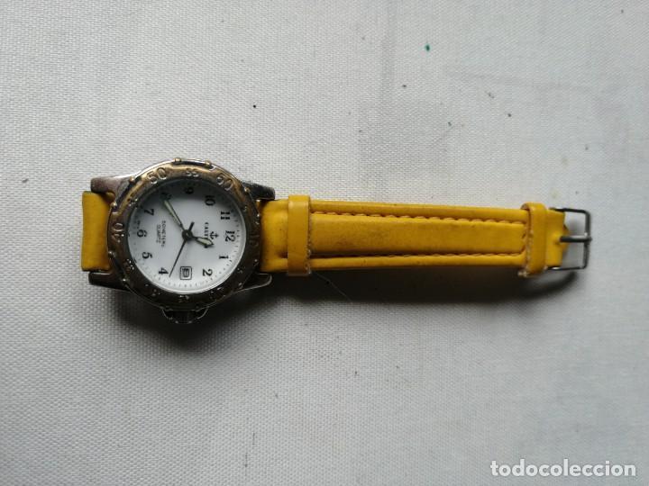 Relojes - Lotus: RELOJ DE PULSERA CALYPSO.QUARTZ. WATER RESIST 50 M. - Foto 8 - 196481520