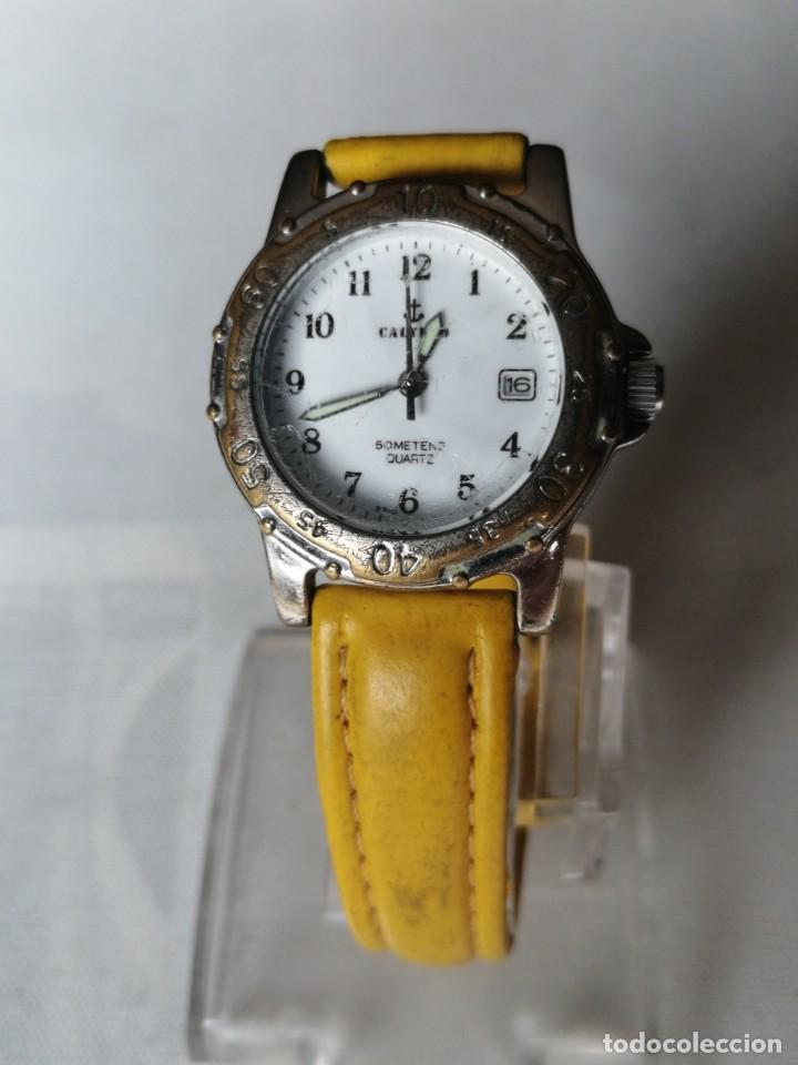 Relojes - Lotus: RELOJ DE PULSERA CALYPSO.QUARTZ. WATER RESIST 50 M. - Foto 13 - 196481520