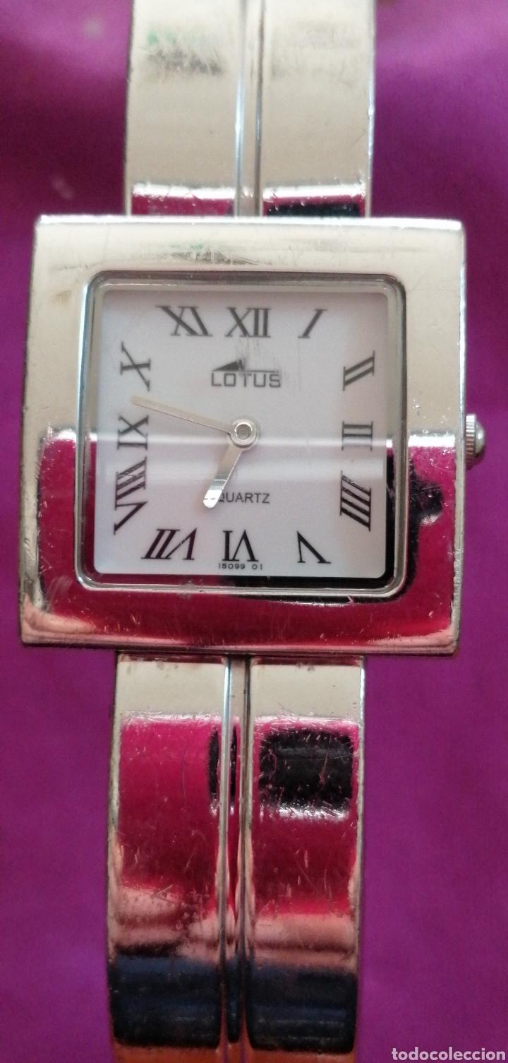 Relojes - Lotus: RELOJ DE PULSERA MARCA LOTUS DE SEÑORA - Foto 2 - 201985193