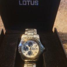 Relojes - Lotus: RELOJ CRONÓGRAFO LOTUS. Lote 204830412