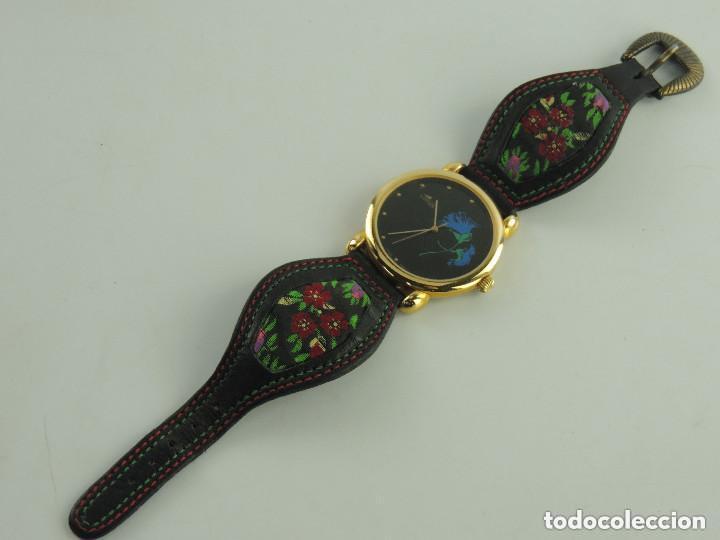 MAGNIFICO RELOJ DE PULSERA PARA MUJER MARCA LOTUS SWISS MADE EXCELENTE DISEÑO (Relojes - Relojes Actuales - Lotus)