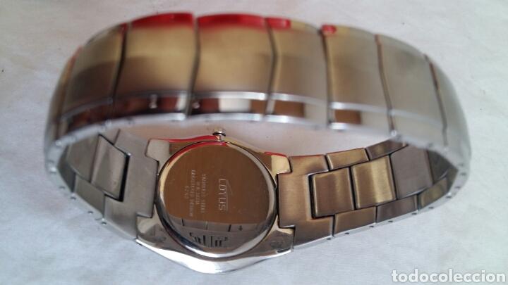 Relojes - Lotus: RELOJ LOTUS CUARZO LA ESFERA COLOR NEGRO EN PERFECTO ESTADO.MIDE 35MM DIAMETRO - Foto 3 - 205784111