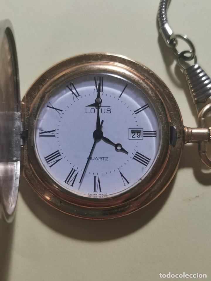 Relojes - Lotus: LOTE DE 7 RELOJES VARIAS MARCAS COMO LOTUS, CASIO, SEIKO - Foto 8 - 206189642