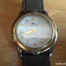 Relojes - Lotus: LOTUS 7692 - RELOJ - CORREA DE PIEL, EN MUY BUEN ESTADO. Lote 206875948