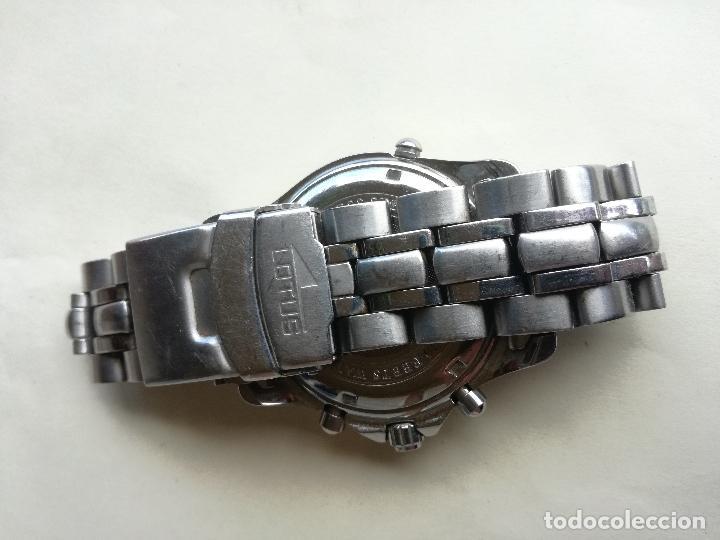 Relojes - Lotus: RELOJ PULSERA CABALLERO LOTUS 15110 08 ALARM - CHRONO 40 MM - Foto 9 - 208318695
