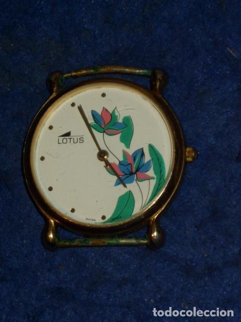RELOJ LOTUS DE MUJER. (Relojes - Relojes Actuales - Lotus)
