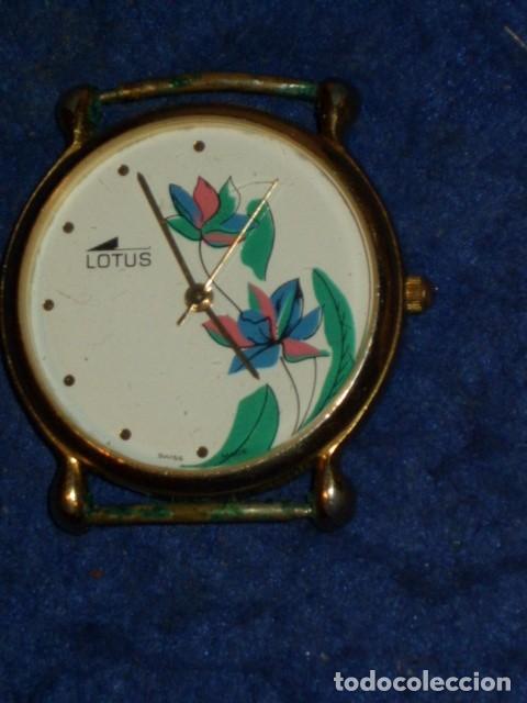 Relojes - Lotus: RELOJ LOTUS DE MUJER. - Foto 2 - 209704677