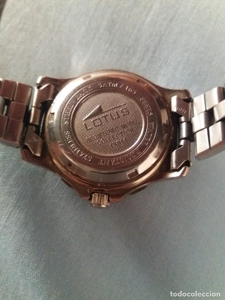 Relojes - Lotus: RELOJ LOTUS MULTIFUNCION. - Foto 9 - 211781506