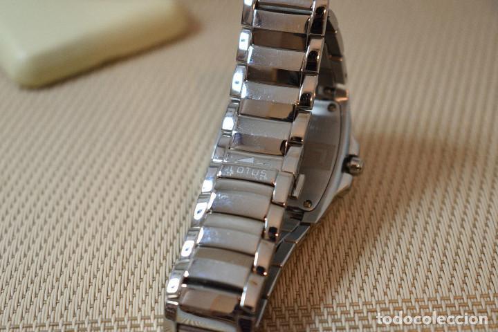 Relojes - Lotus: RELOJ LOTUS DE CUARZO PARA MUJER (CORREA ORIGINAL REDUCIDA) - CAJA 30 mm - FUNCIONANDO - Foto 4 - 211912386