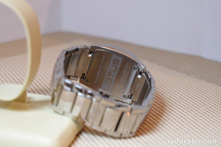 Relojes - Lotus: RELOJ LOTUS DE CUARZO PARA MUJER (CORREA ORIGINAL REDUCIDA) - CAJA 30 mm - FUNCIONANDO - Foto 5 - 211912386