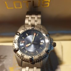 Relojes - Lotus: RELOJ LOTUS. Lote 213439480