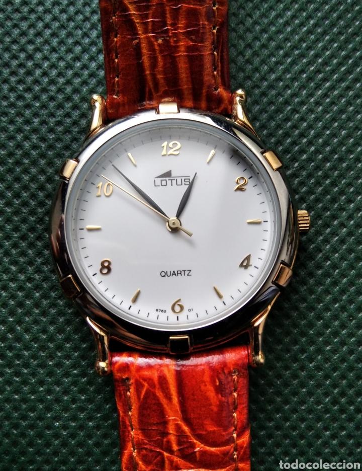 Relojes - Lotus: RELOJ LOTUS DE CABALLERO. - Foto 4 - 214132111