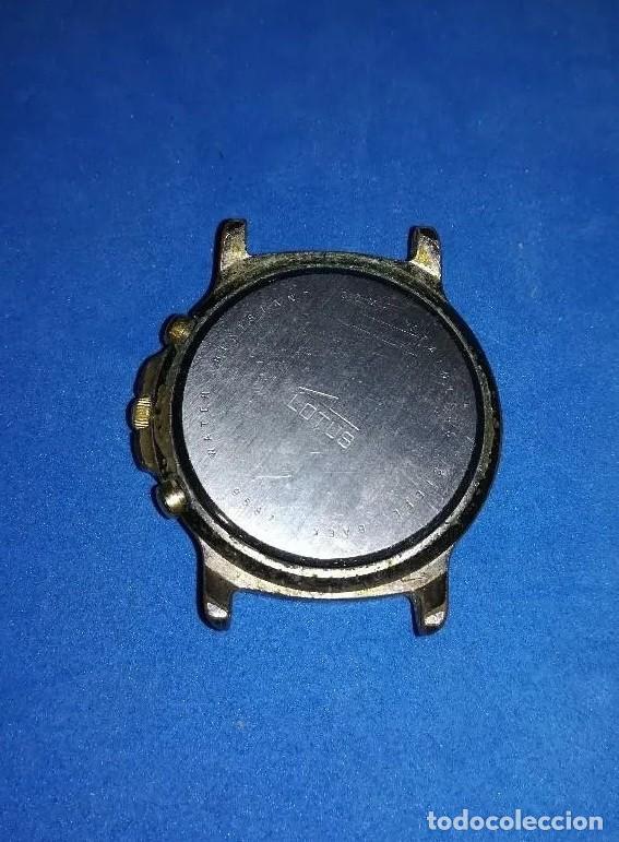 Relojes - Lotus: RELOJ LOTUS VINTAGE, SIN CORREA - Foto 3 - 214233766