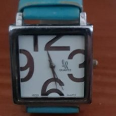Relojes - Lotus: BELLO RELOJ VINTAGE DE MUJER, MARCA SR, CORREA ORIGINAL, MOVIMIENTO JAPONÉS. Lote 215144935