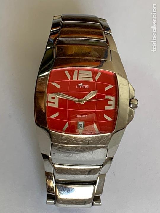 Relojes - Lotus: Reloj LOTUS QUARTZ DATE WATER RESISTANT 100/330FT - Foto 3 - 217907942