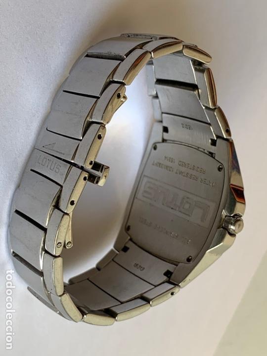 Relojes - Lotus: Reloj LOTUS QUARTZ DATE WATER RESISTANT 100/330FT - Foto 4 - 217907942