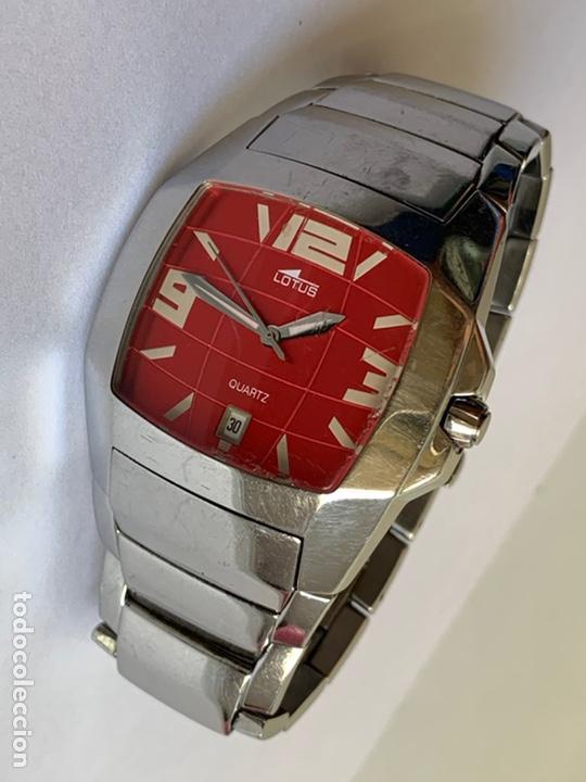 RELOJ LOTUS QUARTZ DATE WATER RESISTANT 100/330FT (Relojes - Relojes Actuales - Lotus)