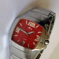 Relojes - Lotus: RELOJ LOTUS QUARTZ DATE WATER RESISTANT 100/330FT. Lote 217907942