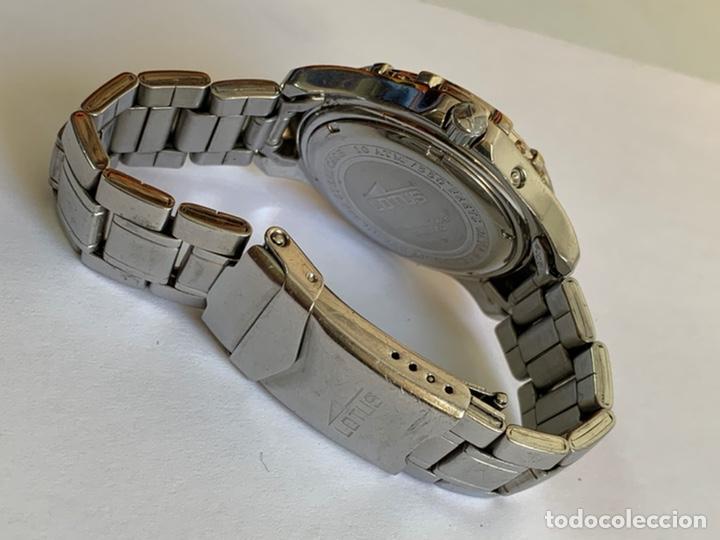 Relojes - Lotus: Reloj LOTUS QUARTZ DAY DATE Y MES MULTIFUNCTION WATER RESISTANT 100M - Foto 4 - 217908668