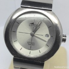 Relojes - Lotus: RELOJ LOTUS DE CUARZO, PARA MUJER - CAJA 28 MM - FUNCIONANDO. Lote 217976717