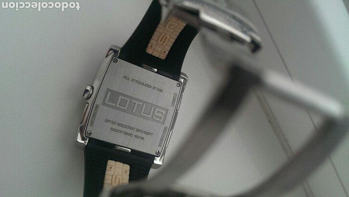 Relojes - Lotus: RELOJ CRONÓGRAFO LOTUS HOMBRE MODELO 15348 - Foto 3 - 221460115