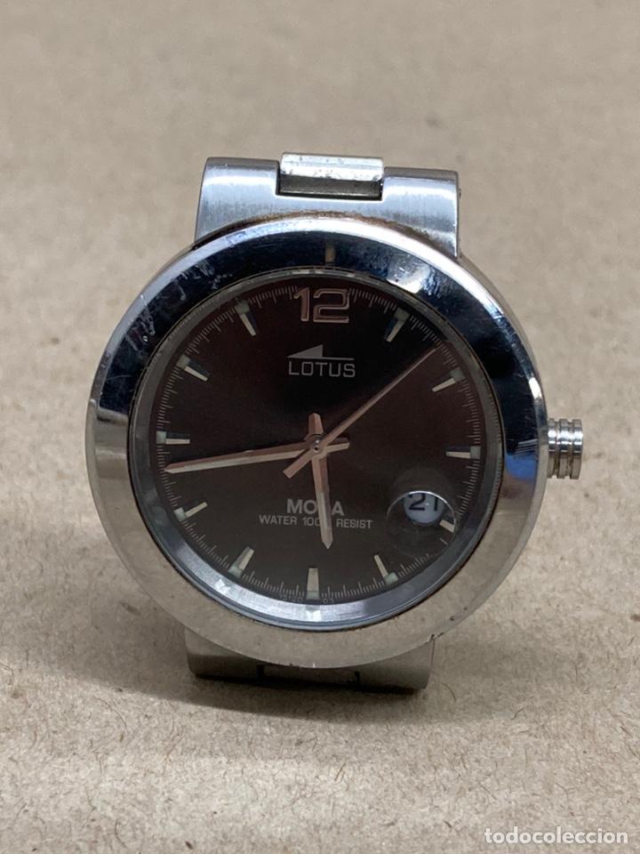Relojes - Lotus: Reloj Lotus Quartz en funcionamiento acero completo - Foto 2 - 221936665