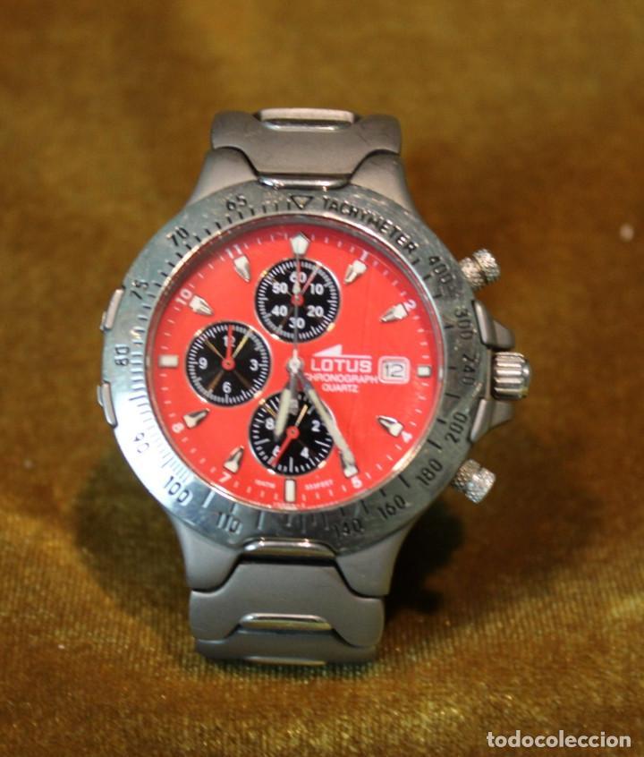 Relojes - Lotus: Reloj Lotus,Formula 1 collection,En estuche original. - Foto 3 - 224374893