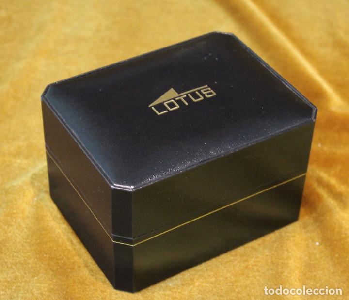 Relojes - Lotus: Reloj Lotus,Formula 1 collection,En estuche original. - Foto 4 - 224374893
