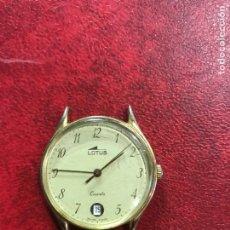 Relógios - Lotus: RELOJ DE PULSERA CABALLERO MARCA LOTUS VINTAGE. Lote 224624101