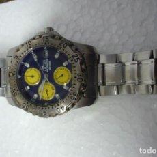 Relojes - Lotus: RELOJ MARCA LOTUS MULTIFUNCION 100 MTS PARA PIEZAS O RECAMBIOS. Lote 228144885
