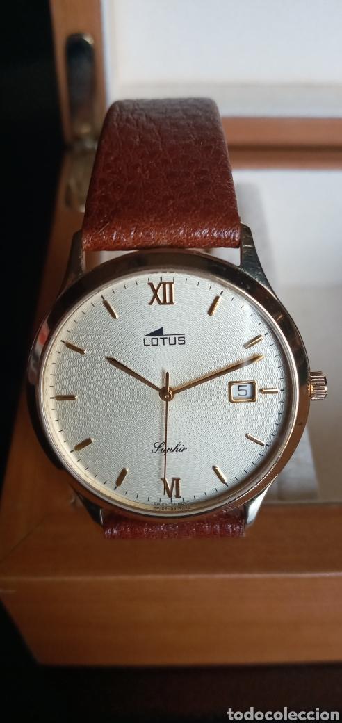 Relojes - Lotus: LOTUS ORO MACIZO. MAGNÍFICO RELOJ LUJO***PRECIOSO***ESTUCHE DE REGALO!!! - Foto 4 - 228694870