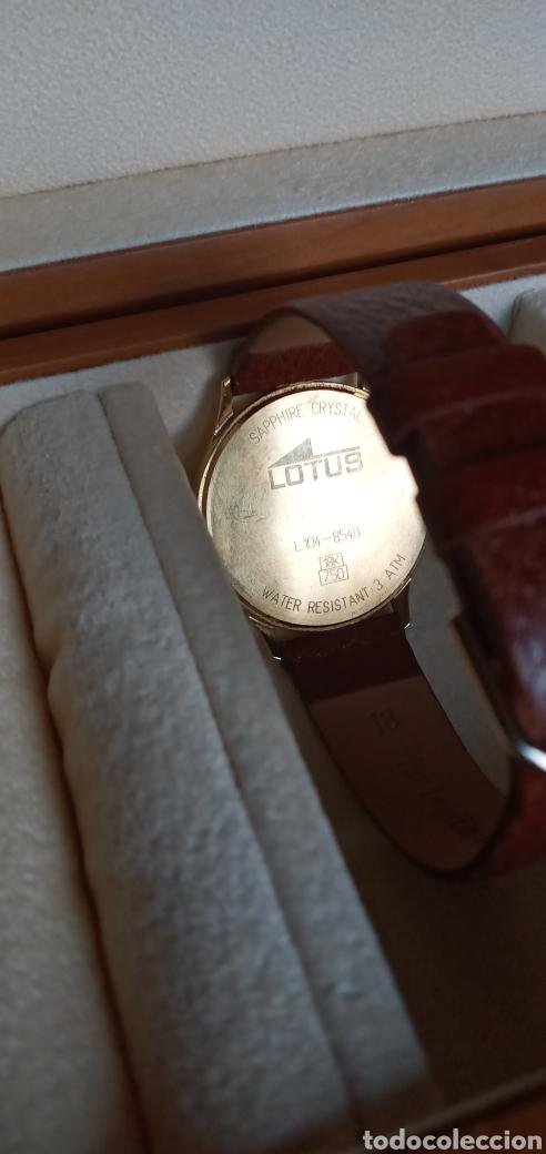 Relojes - Lotus: LOTUS ORO MACIZO. MAGNÍFICO RELOJ LUJO***PRECIOSO***ESTUCHE DE REGALO!!! - Foto 6 - 228694870