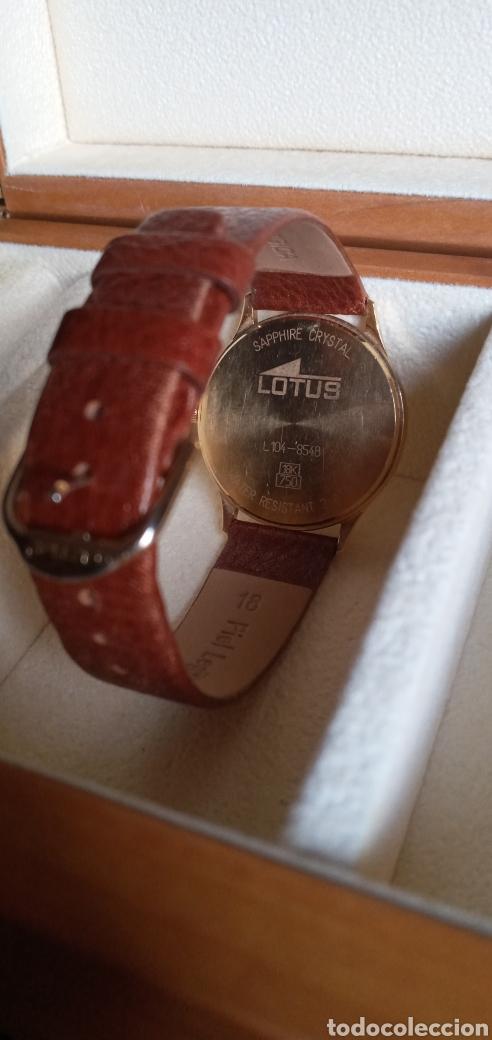 Relojes - Lotus: LOTUS ORO MACIZO. MAGNÍFICO RELOJ LUJO***PRECIOSO***ESTUCHE DE REGALO!!! - Foto 7 - 228694870