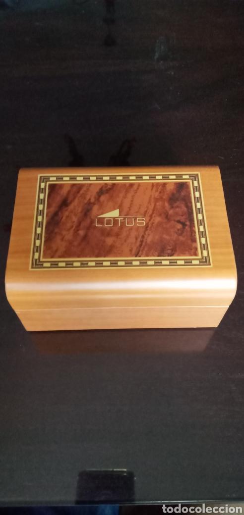 Relojes - Lotus: LOTUS ORO MACIZO. MAGNÍFICO RELOJ LUJO***PRECIOSO***ESTUCHE DE REGALO!!! - Foto 17 - 228694870