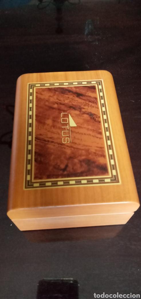 Relojes - Lotus: LOTUS ORO MACIZO. MAGNÍFICO RELOJ LUJO***PRECIOSO***ESTUCHE DE REGALO!!! - Foto 18 - 228694870