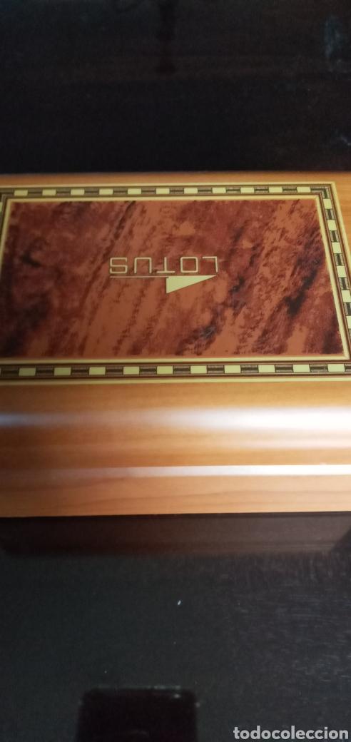 Relojes - Lotus: LOTUS ORO MACIZO. MAGNÍFICO RELOJ LUJO***PRECIOSO***ESTUCHE DE REGALO!!! - Foto 19 - 228694870