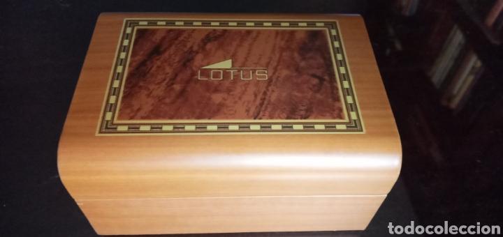 Relojes - Lotus: LOTUS ORO MACIZO. MAGNÍFICO RELOJ LUJO***PRECIOSO***ESTUCHE DE REGALO!!! - Foto 21 - 228694870