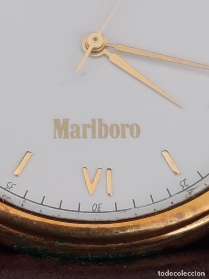 Relojes - Lotus: UNICO EN VENTA , RELOJ LOTUS MARLBORO. FUNCIONA CORRECTAMENTE - Foto 4 - 229176825