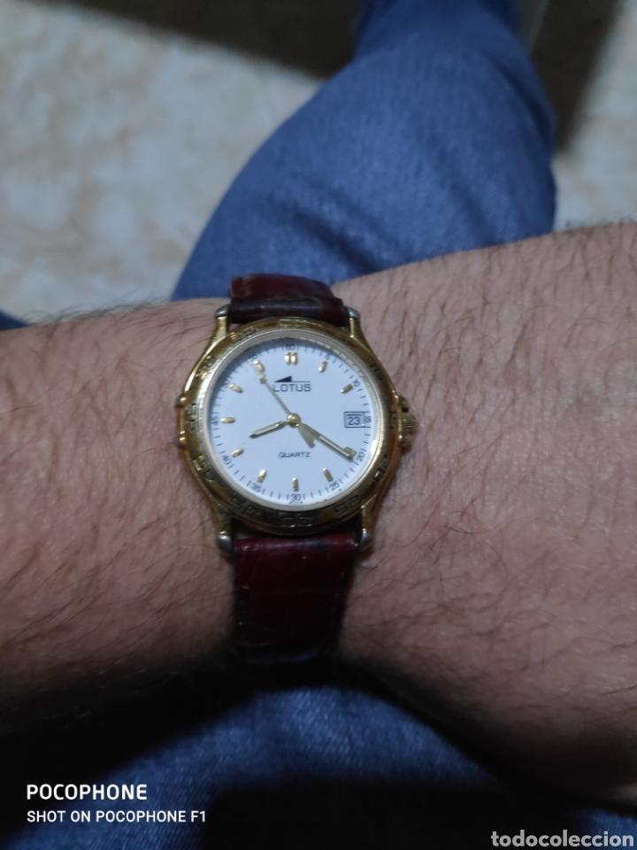 Relojes - Lotus: Reloj Lotus caballero funcionando - Foto 3 - 229894600