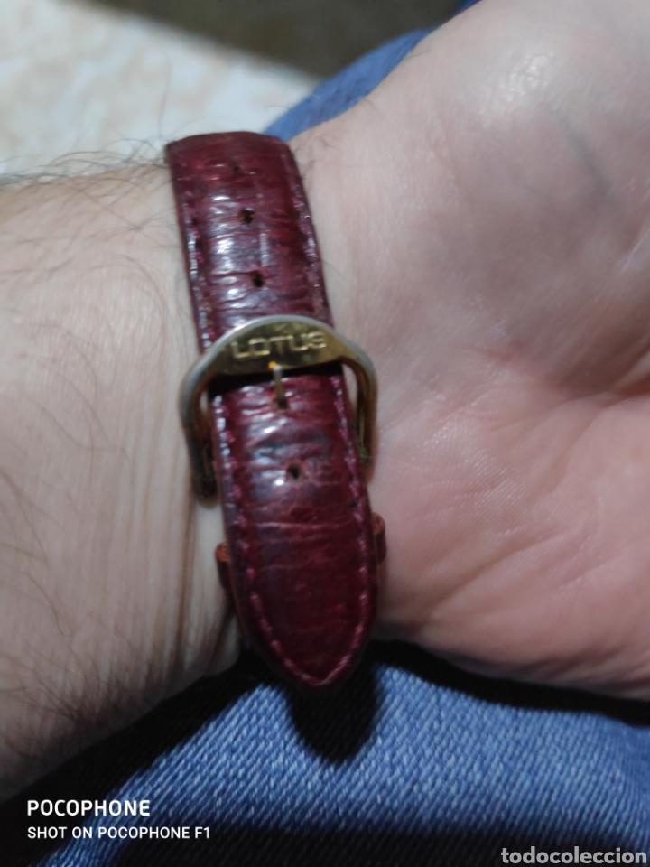 Relojes - Lotus: Reloj Lotus caballero funcionando - Foto 4 - 229894600