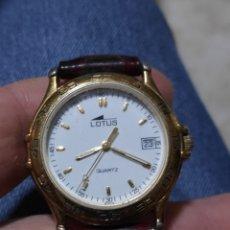Relojes - Lotus: RELOJ LOTUS CABALLERO FUNCIONANDO. Lote 229894600