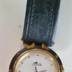 Relojes - Lotus: RELOJ PULSERA LOTUS QUARTZ. NO FUNCIONA. Lote 230656670