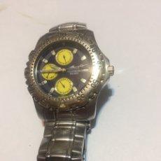 Relojes - Lotus: RELOJ LOTES ACERO. Lote 233927130