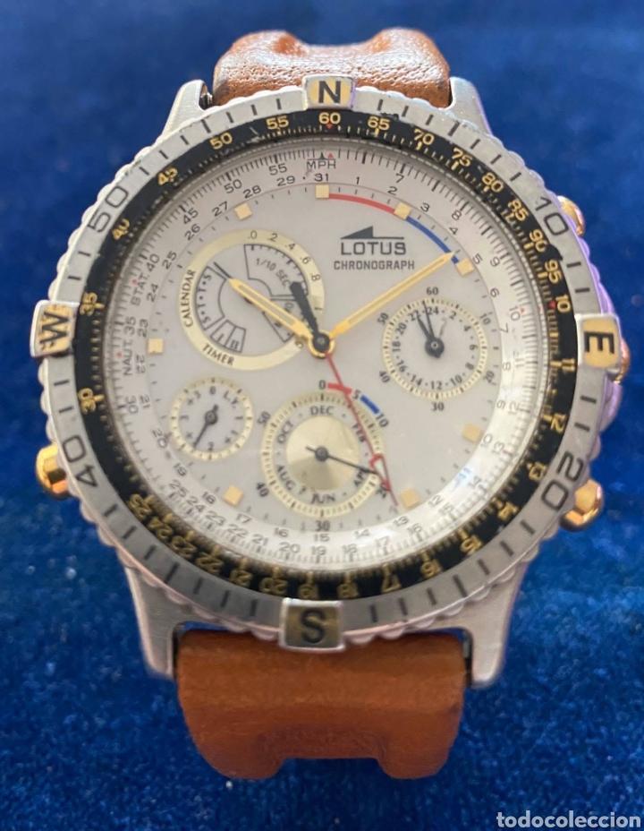 RELOJ LOTUS SUPER CRONO 9461 (Relojes - Relojes Actuales - Lotus)