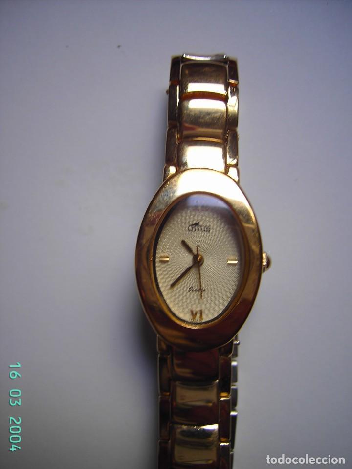 Relojes - Lotus: RELOJ LOTUS DE SEÑORA BAÑO DE ORO. - Foto 2 - 239967500